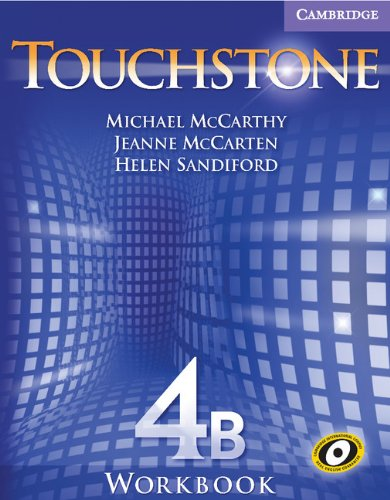 Touchstone Level 4  Workbook B
