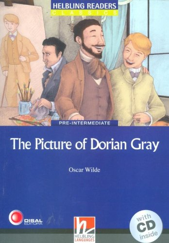 Blue Series Classics Level 4: The Picture of Dorian Gray + CD
