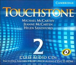 Touchstone Level 2 Class Audio CDs (4)