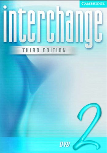 Interchange Third Edition Level 2 DVD