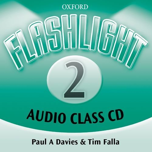 Flashlight 2 Class Audio CD
