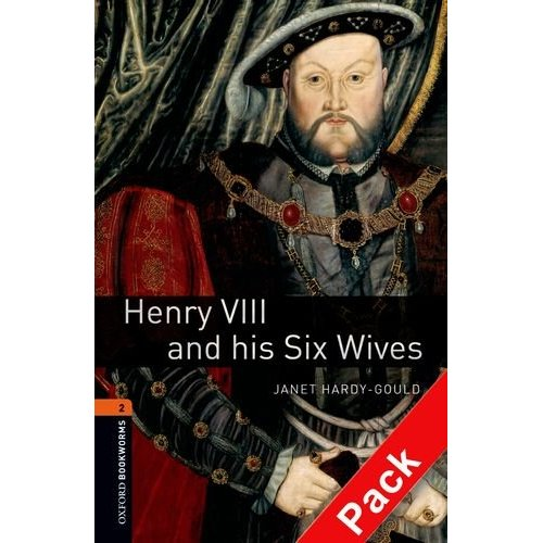 Henry VIII and his Six Wives Audio CD Pack