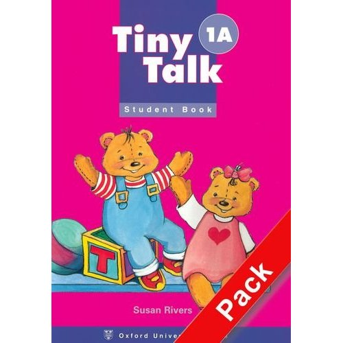Tiny Talk 1 Pack (A) (Student Book and Audio CD)