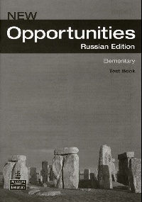 New Opportunities (Russian Edition) Elementary Test Book