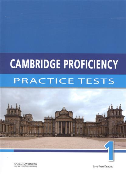 Practice Tests for Cambridge Proficiency 1 Teachers Book
