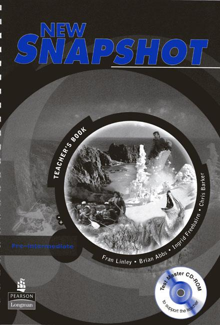 New Snapshot Pre-intermediate Teacher's Book (with Test Master CD-ROM)