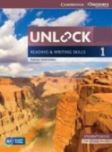 Unlock Reading and Writing Skills 1 Student's Book and Online Workbook