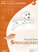 PTE YL Practice Tests SPRINGBOARD