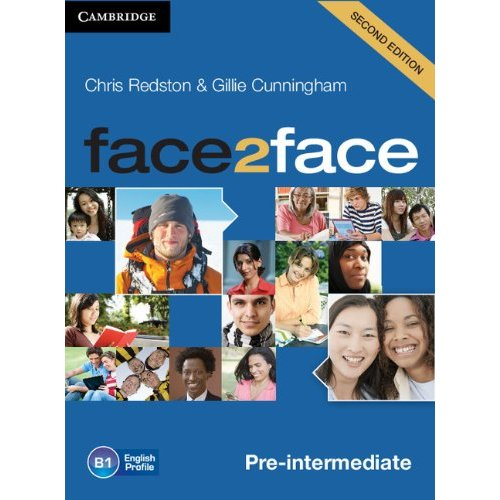 face2face (Second Edition) Pre-intermediate Class Audio CDs (3) (Лицензия)