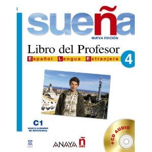 Suena 4. Libro del Profesor + 2 CD Audio