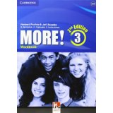 More! Second Edition 3 Workbook