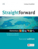 Straightforward (Second Edition) Elementary Student's Book + Webcode + e-book