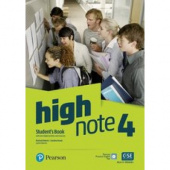 High Note 4 Student's Book with Basic PEP Pack