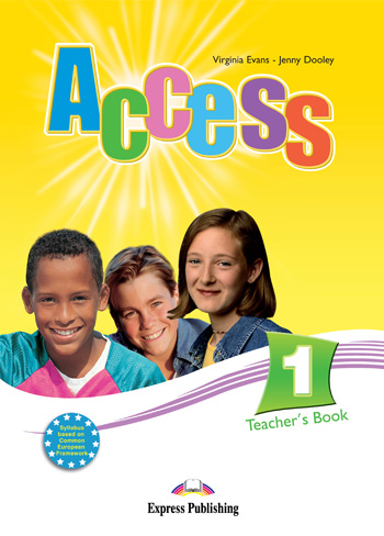 Access 1 Teacher's Book