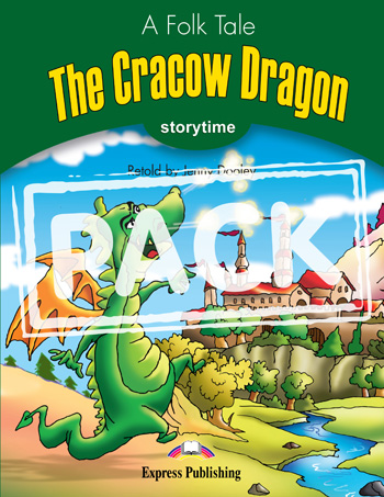Stage 3 - The Cracow Dragon Pupil's Book with Audio CD