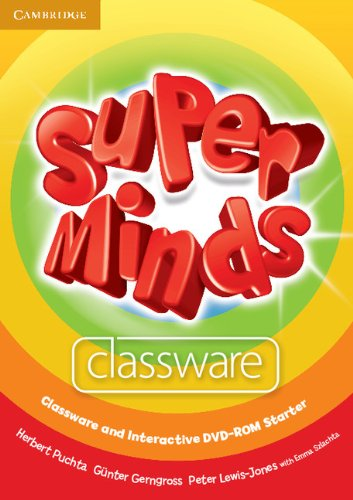Super Minds Starter Classware and Interactive DVD-ROM