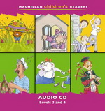 Macmillan Children's Readers Level 3-4 Audio CD (2005)