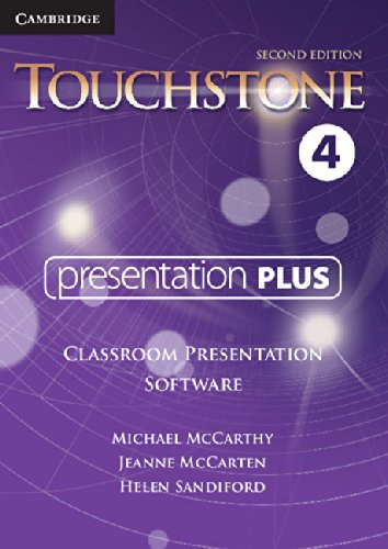 Touchstone Second Edition 4 Presentation Plus DVD
