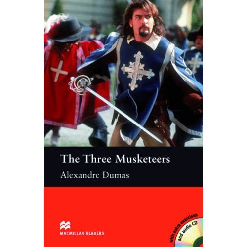 The Three Musketeers (with Audio CD)