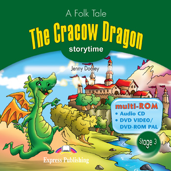 Stage 3 - The Cracow Dragon multi-ROM (Audio CD / DVD Video & DVD-ROM PAL)