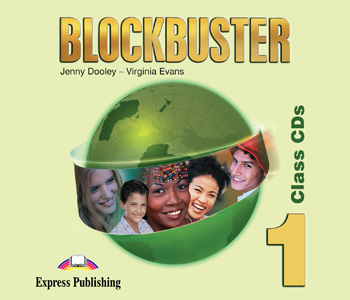 Blockbuster 1 Class Audio CDs (set of 4)