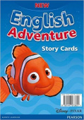 New English Adventure Starter A Storycards