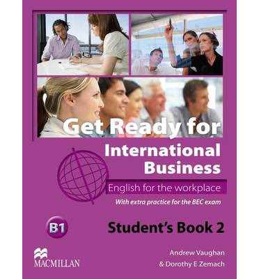 Get Ready for International Business Level 2 Student's Book with BEC