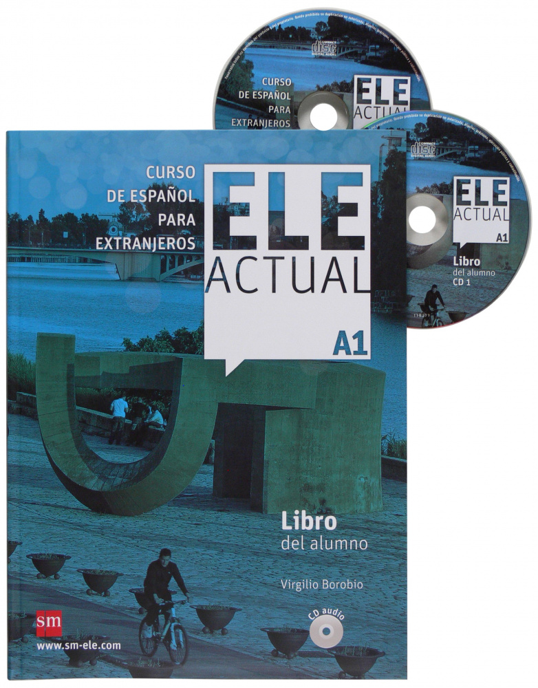 Ele Actual A1 Libro del alumno + CD audio (2)