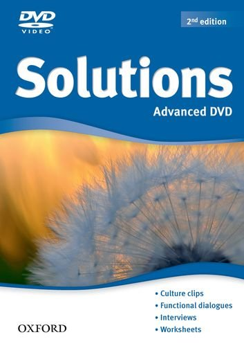 Solutions Second Edition Advanced DVD