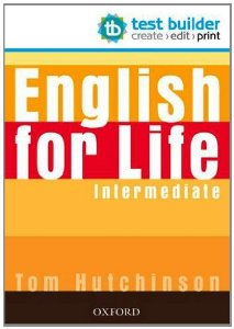 English for Life Intermediate Test Builder DVD-ROM