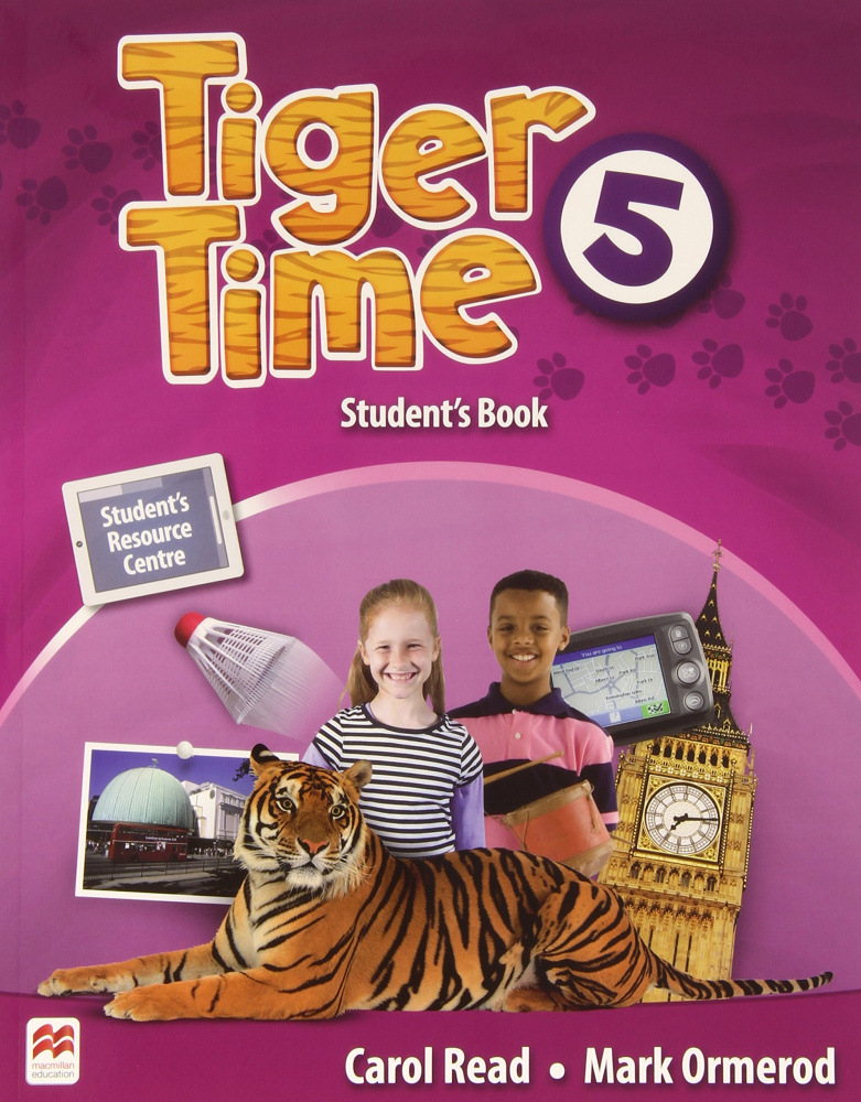 Tiger Time 5 Student's Book