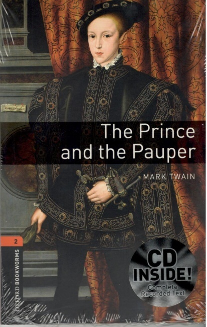 OBL 2: The Prince and the Pauper Audio CD Pack