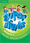 Super Minds Level 2 Wordcards (Pack of 90)