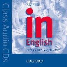 In English Starter Class Audio CDs (2)