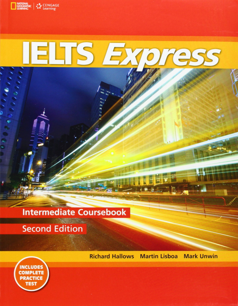 IELTS Express Second Edition Intermediate Coursebook