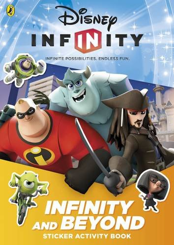 Ladybird: Infinity and Beyond Sticker Activity Book