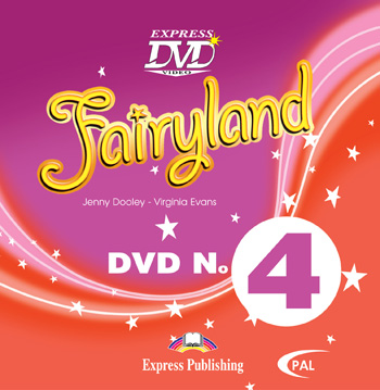 Fairyland 4 DVD Video PAL