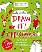 Kindberg Sally. Draw it! Christmas