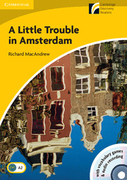 A Little Trouble in Amsterdam with CD-ROM/Audio CD