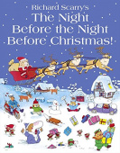 Scarry Richard. Night Before the Night Before Christmas  (PB) illustr.