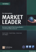 Market Leader 3rd Edition Pre-intermediate Flexi Coursebook with Practice File B with DVD-ROM and Audio CD