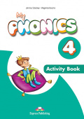 My Phonics 4 Activity Book (with crossplatform application)