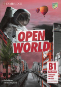 Open World Preliminary Workbook without Answers with Audio Download
