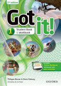 Got it! Second edition 1: Student's Pack with Online Workbook