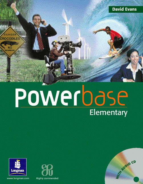 Powerbase Elementary Coursebook & Audio CD Pack