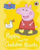 Ladybird: Peppa Pig: Peppa and her Golden Boots (board book)