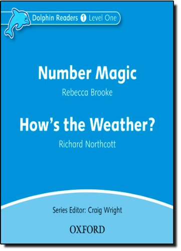 Dolphin Readers 1 Number Magic & How's the Weather? - Audio CD
