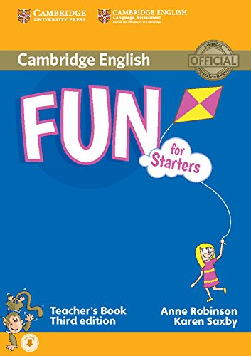 Fun for Starters 3rd Edition Teacher's Book