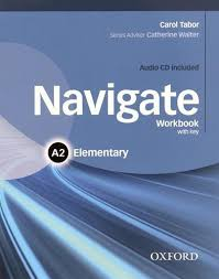 Navigate Elementary A2  Workbook with key + CD