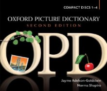 Oxford Picture Dictionary (Second Edition) Audio CDs